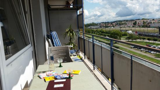 Terrasse table relax 1800